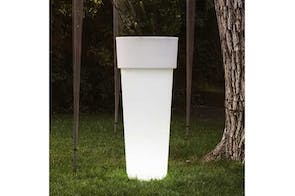 Marcantonio Pot with Light by Nat Wave for Serralunga