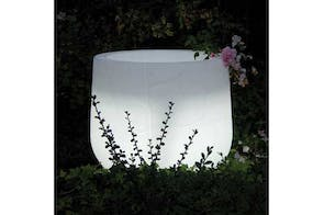 Memory Pot with Light by Marta Daza Fernandez for Serralunga