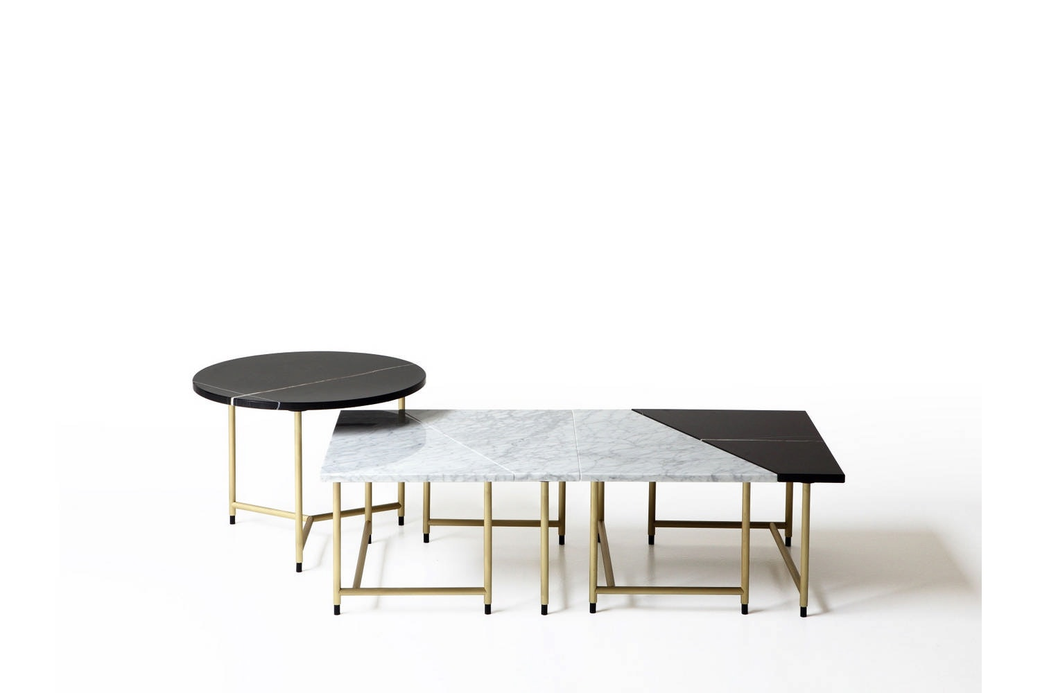 Palladio Coffee Table by GamFratesi for Porro