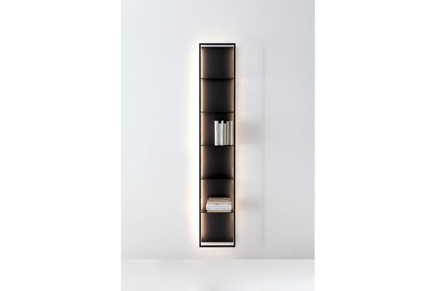 Gap Hanging Bookcase by Carlo Tamborini for Porro