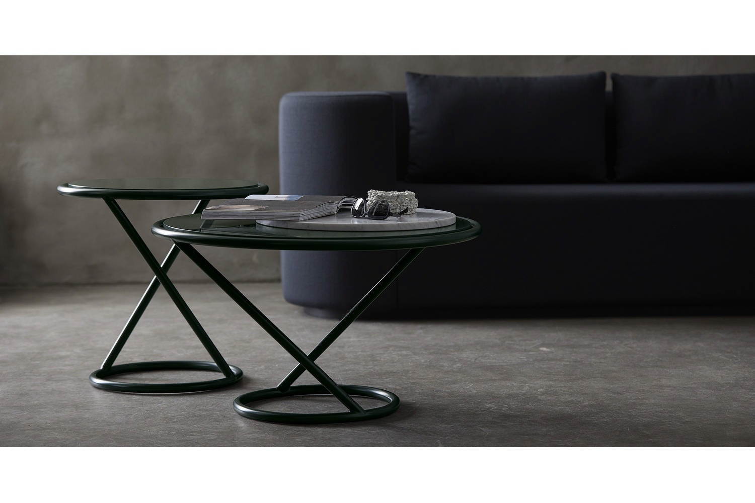 Rondo Lounge Table by Verner Panton for Verpan