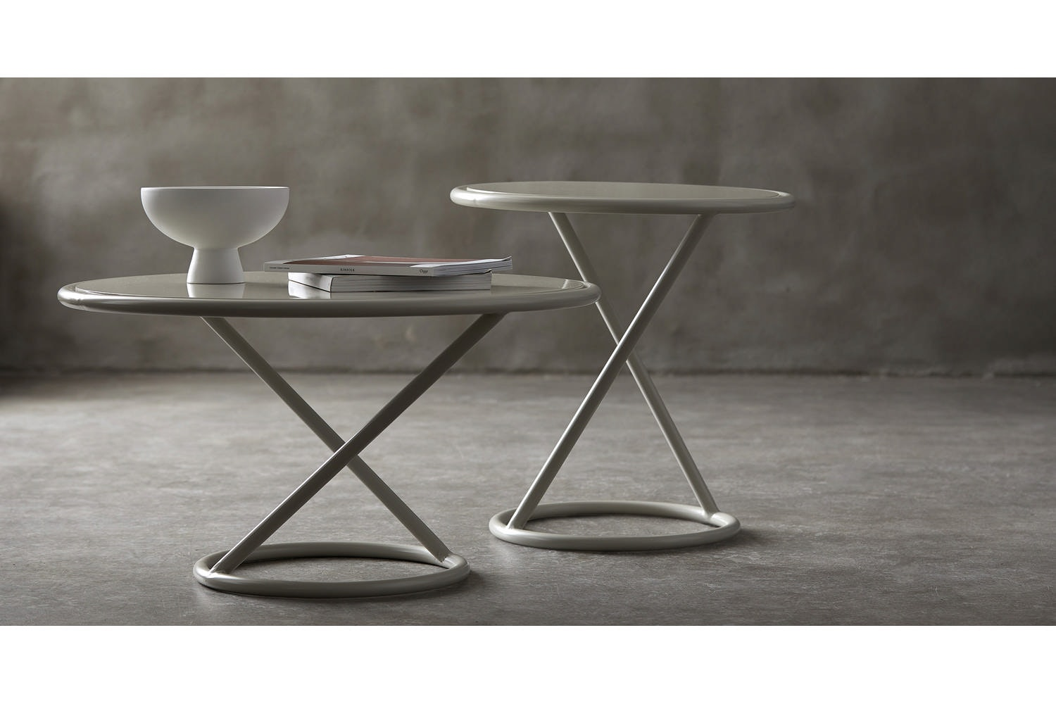 Rondo Side Table by Verner Panton for Verpan