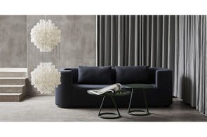 VP168 Sofa by Verner Panton for Verpan