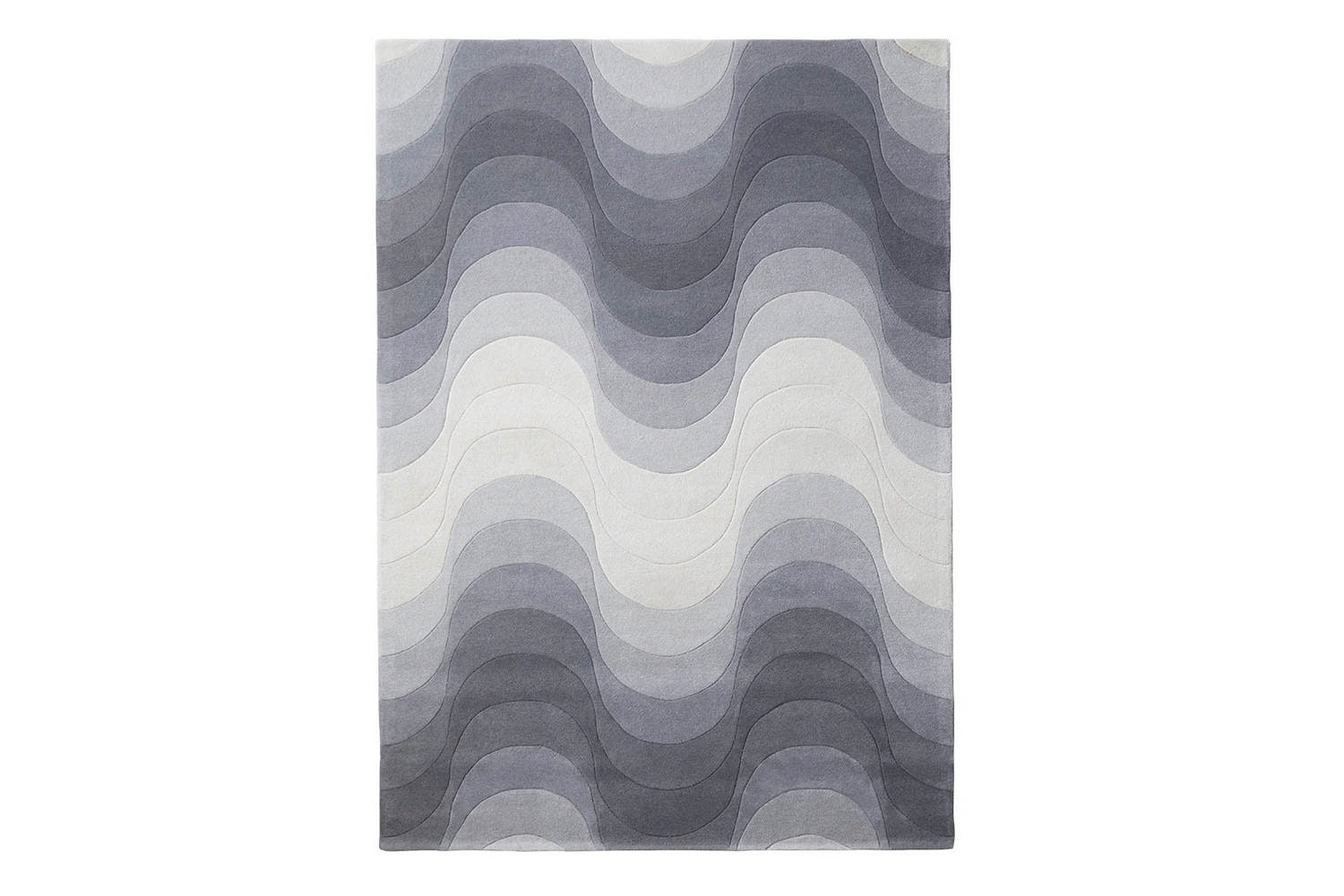Wave Rug by Verner Panton for Verpan