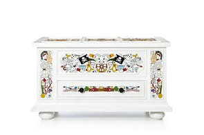 Altdeutsche Blanket Chest by Studio Job for Moooi