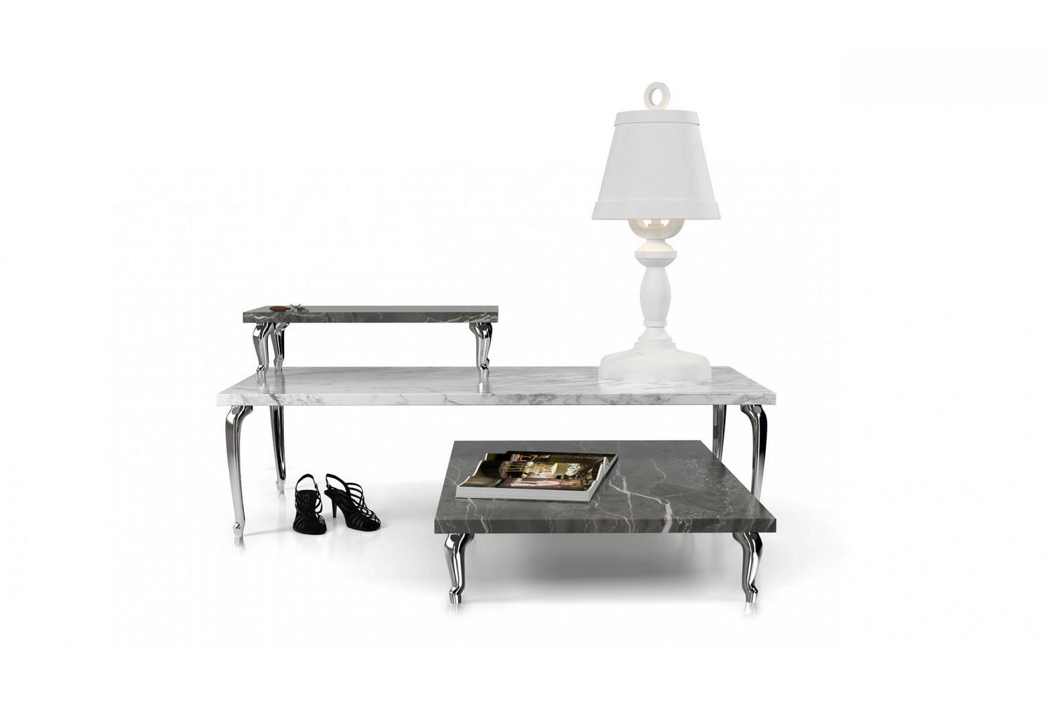 Bassotti Coffee Table by Marcel Wanders for Moooi