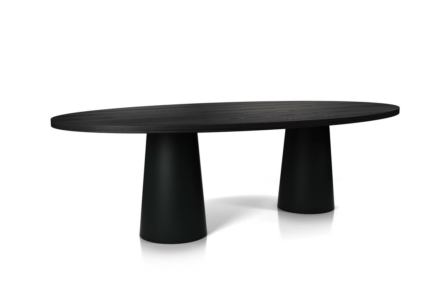 Container Table with Oval Top by Marcel Wanders for Moooi