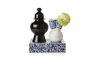 Delft Blue No. 09 Vase by Marcel Wanders for Moooi