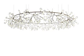 Heracleum The Big O Suspension Lamp by Bertjan Pot for Moooi