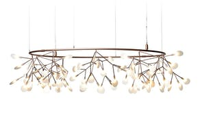 Heracleum Small Big O Suspension Lamp by Bertjan Pot for Moooi