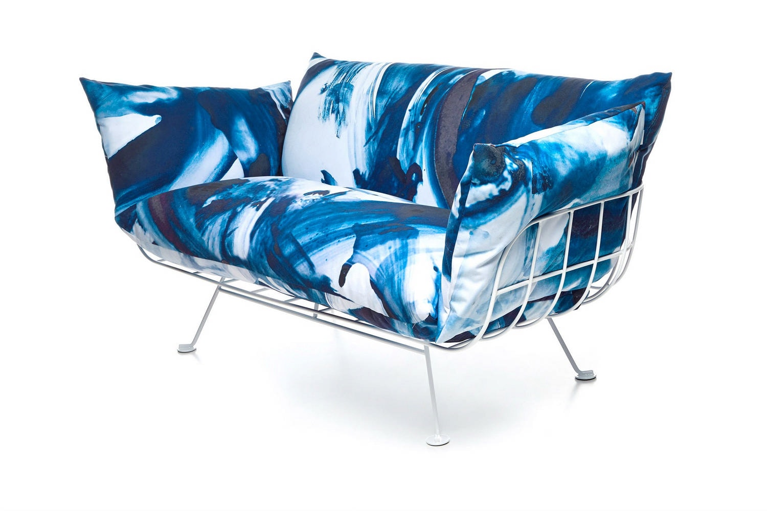 Nest Sofa by Marcel Wanders for Moooi