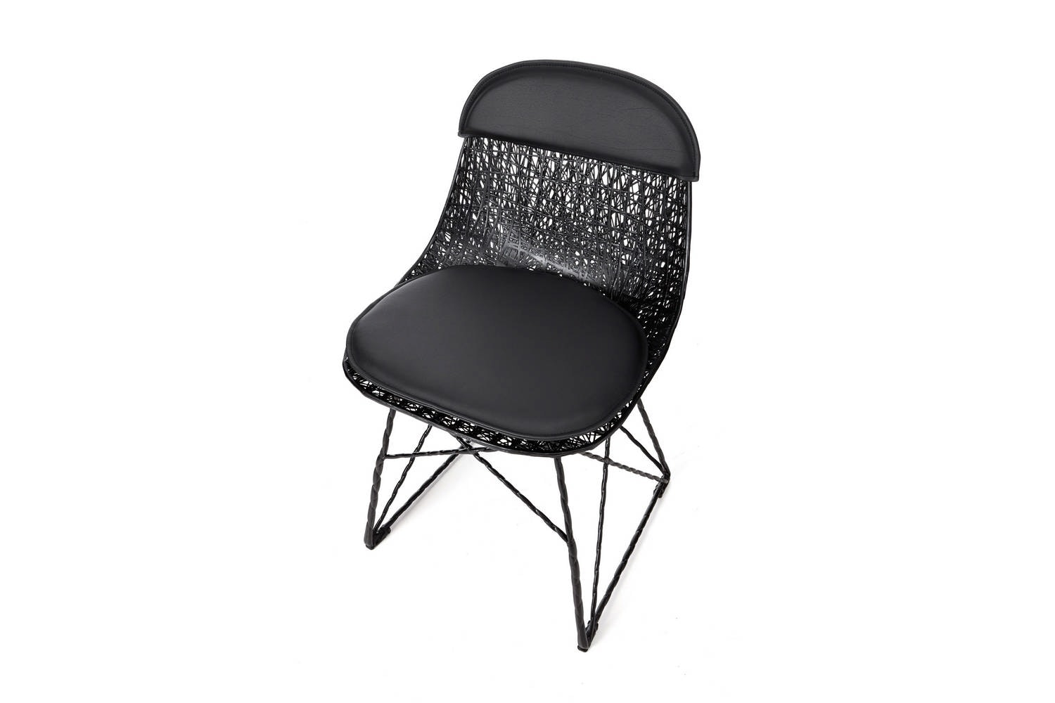 Pad & Cap for Carbon Chair by Bertjan Pot & Marcel Wanders for Moooi