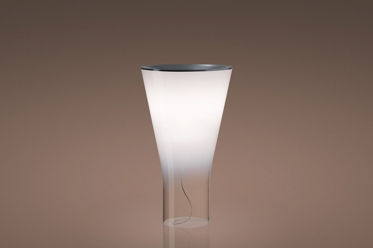 Soffio LED Touch Dimmer Table Lamp by Ludovica & Roberto Palomba for Foscarini