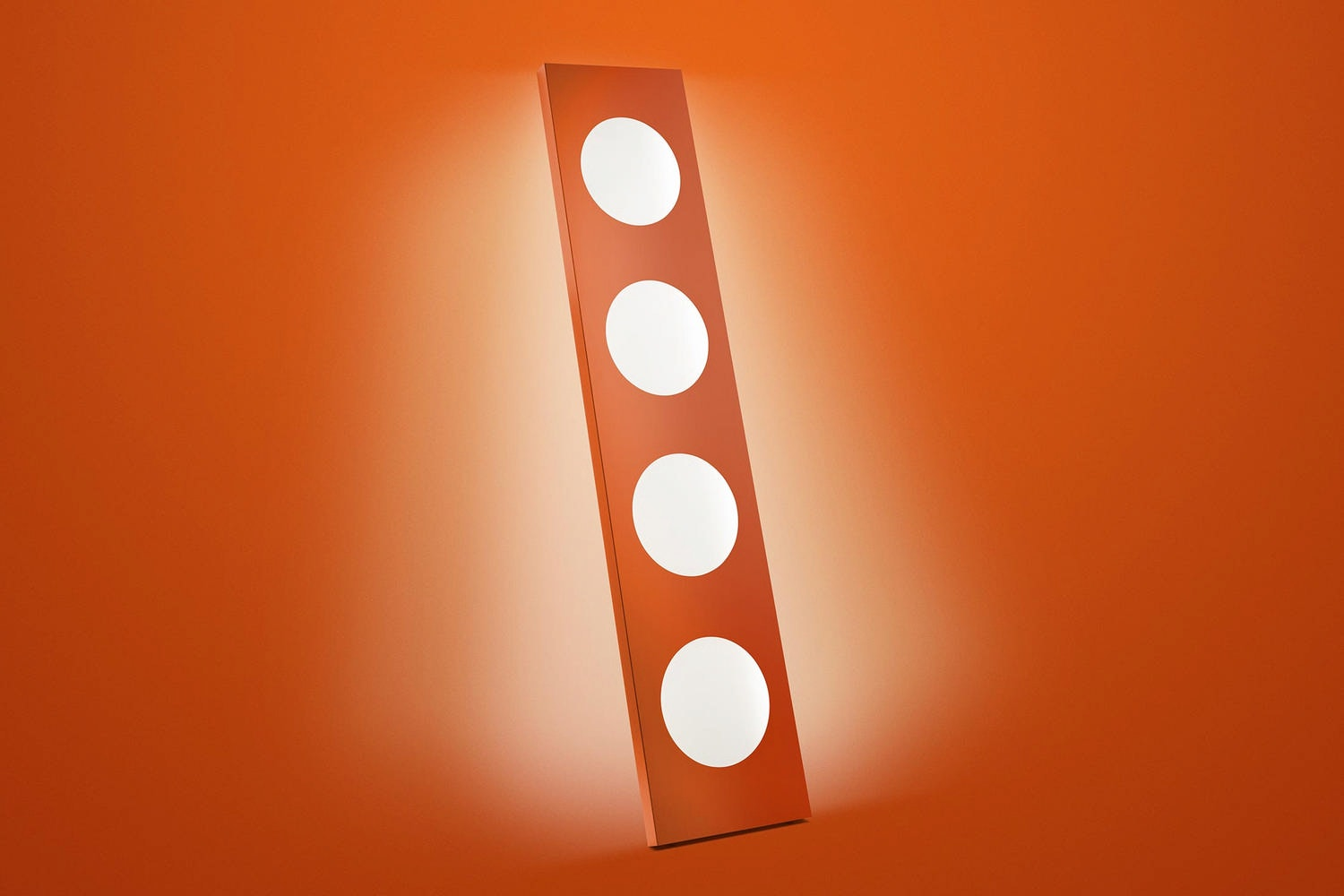 Dolmen LED Dimmer Floor Lamp by Ferruccio Laviani for Foscarini