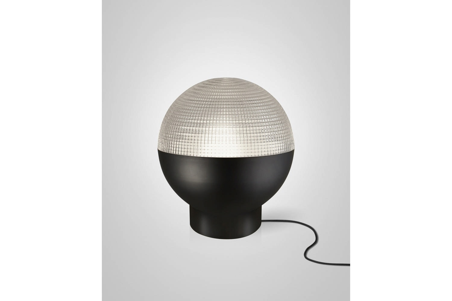 Lens Flair Table Lamp - Matte Black by Lee Broom