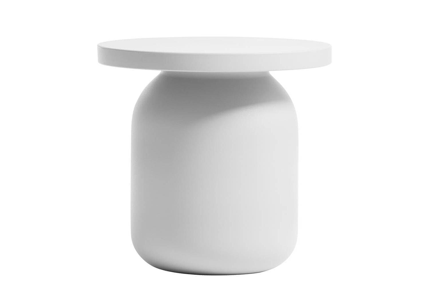 Juju Side Table with Light by Garth Roberts for Serralunga