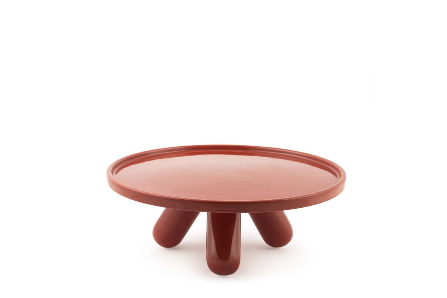 Gambone Riser - Red by Aldo Cibic for Paola C.