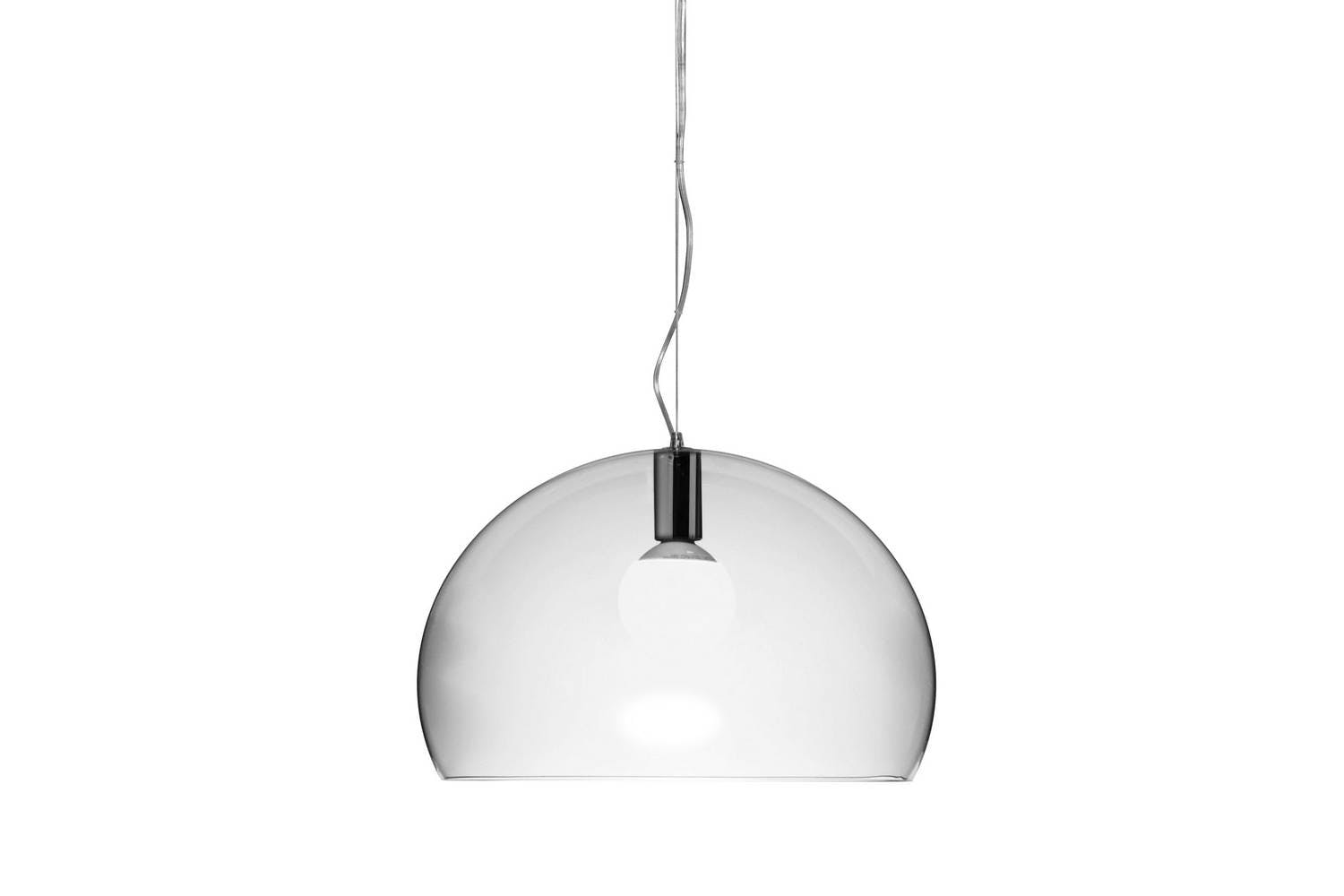 Fl y suspension lamp by ferruccio laviani for kartell space furniture