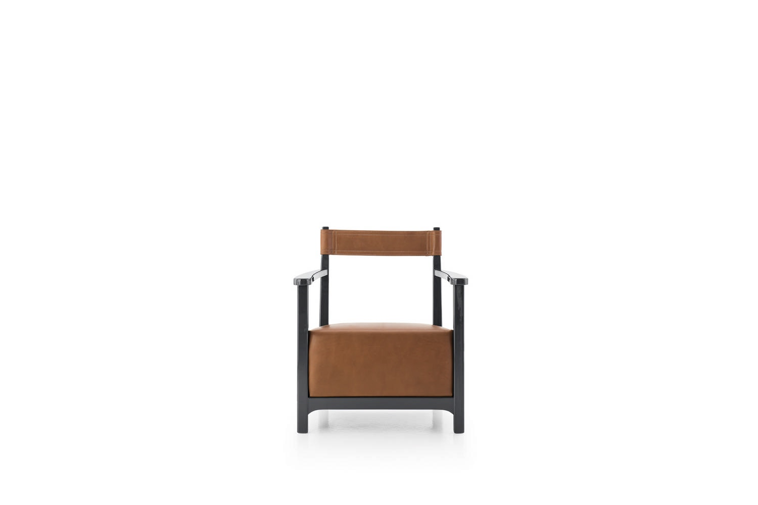 Chinotto Armchair by Luigi Caccia Dominioni for Azucena