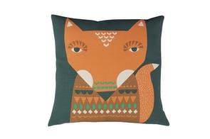 Fox Cushion - Orange by Donna Wilson