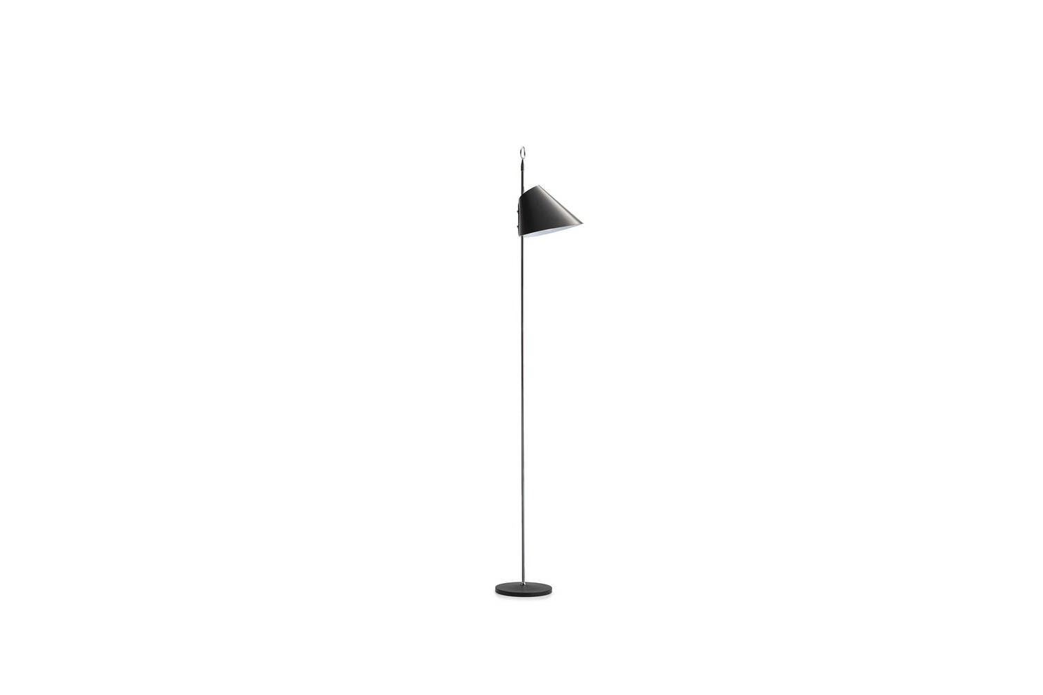 Monachella Floor Lamp by Luigi Caccia Dominioni for Azucena