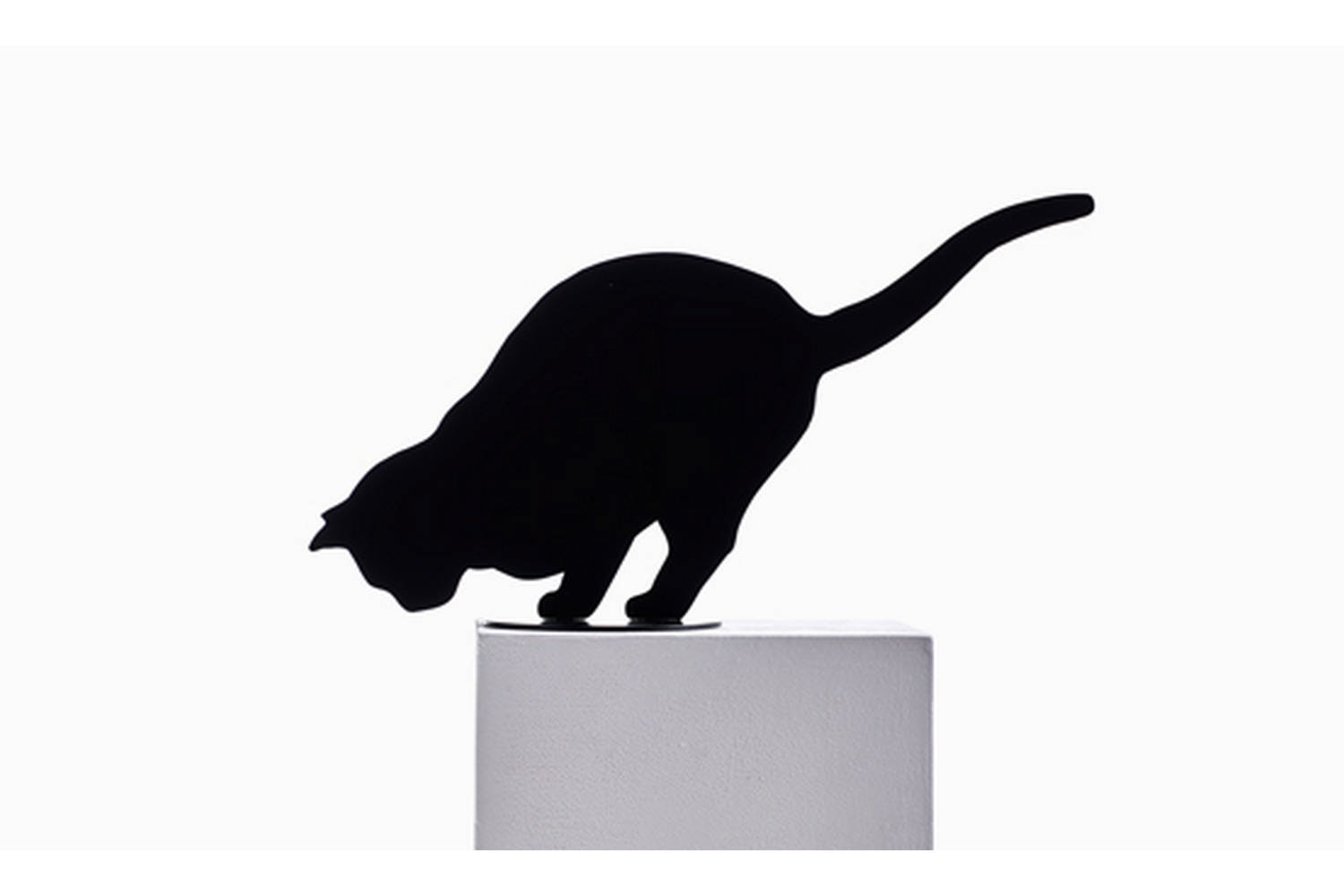 Ombres de Chats Table Sculptures by Angelo Barcella for Opinion Ciatti