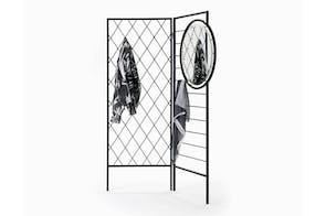 Apparel Partition Screen by Vera & Kyte for Opinion Ciatti