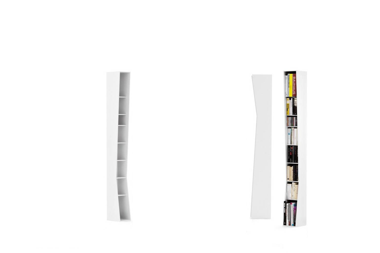 Uptown 7 Shelves Bookshelf by Lapo Ciatti for Opinion Ciatti