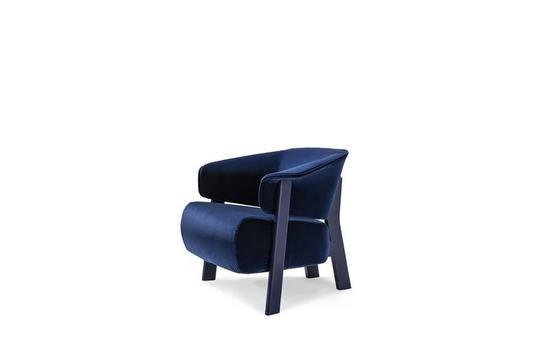 571 Back-Wing Armchair by Patricia Urquiola for Cassina