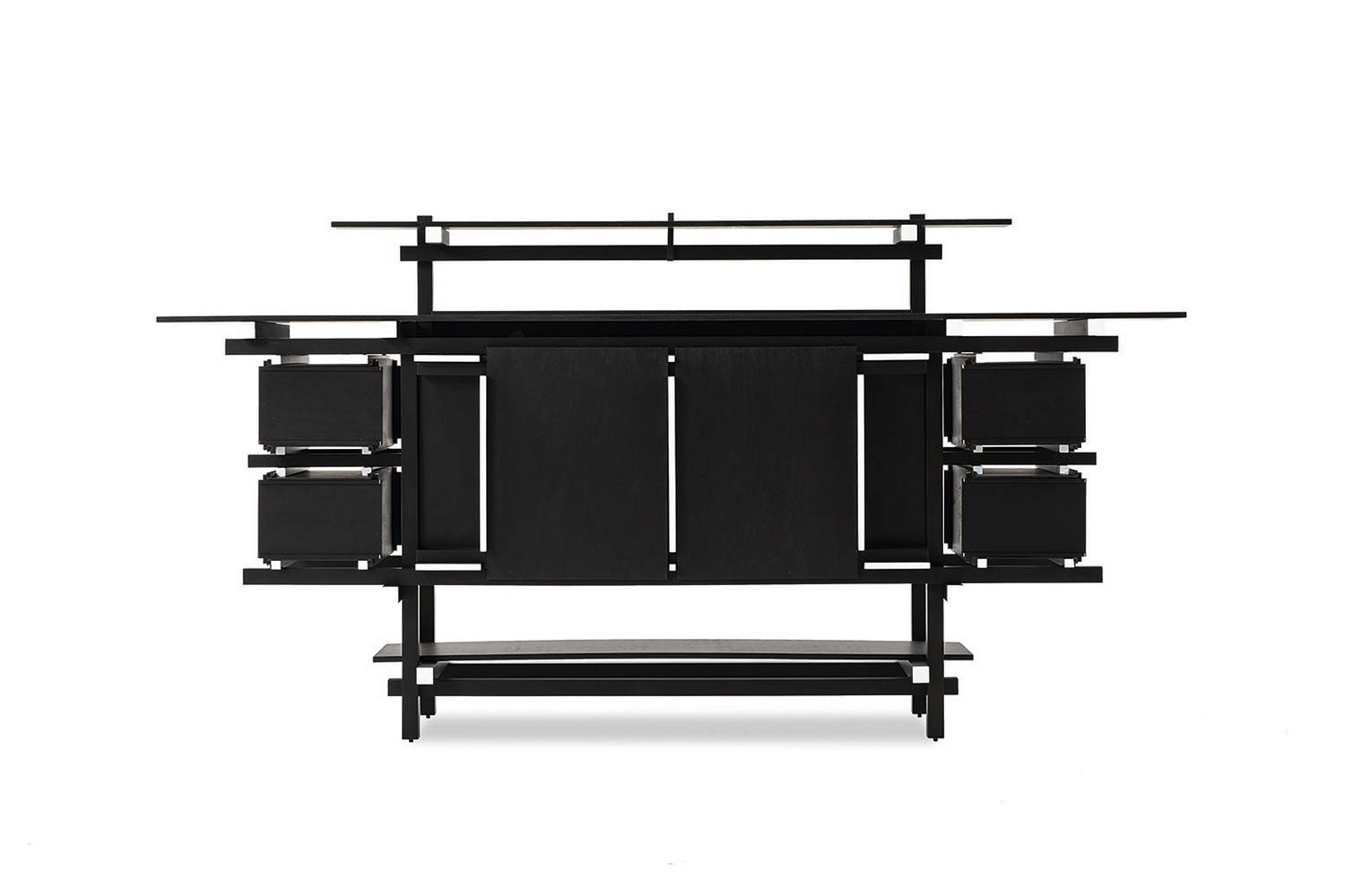 636 Elling Buffet by Gerrit Thomas Rietveld for Cassina