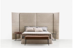 Dike Bed by Antonio Citterio for Maxalto