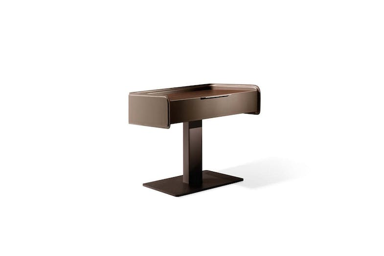 Corium Bedside Table by Umberto Asnago for Giorgetti