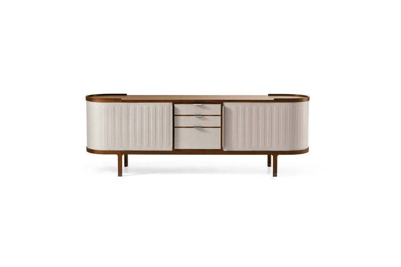 Dia Cabinet by Chi Wing Lo for Giorgetti