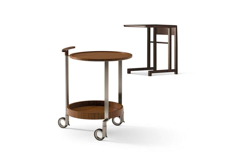 Eos Side Table by Chi Wing Lo for Giorgetti