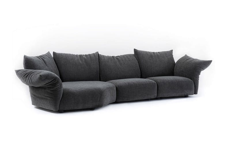 Standard Sofa by Francesco Binfare for Edra