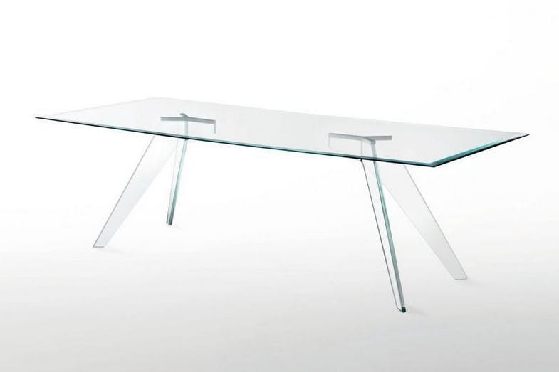 Alister Table by Jean-Marie Massaud for Glas Italia