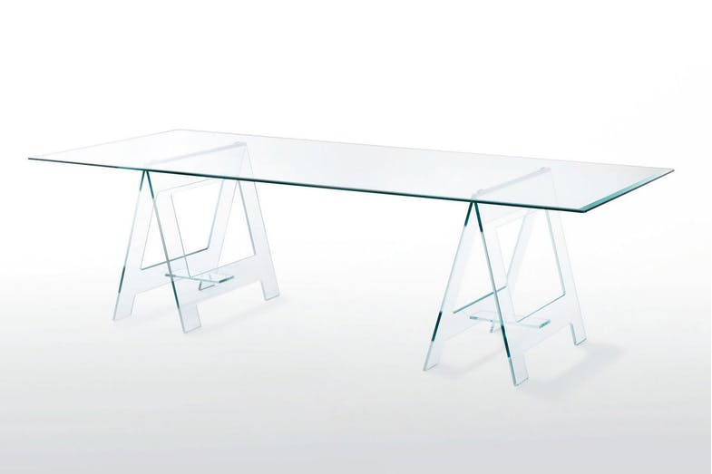 Don Cavalletto Table by Jean-Marie Massaud for Glas Italia