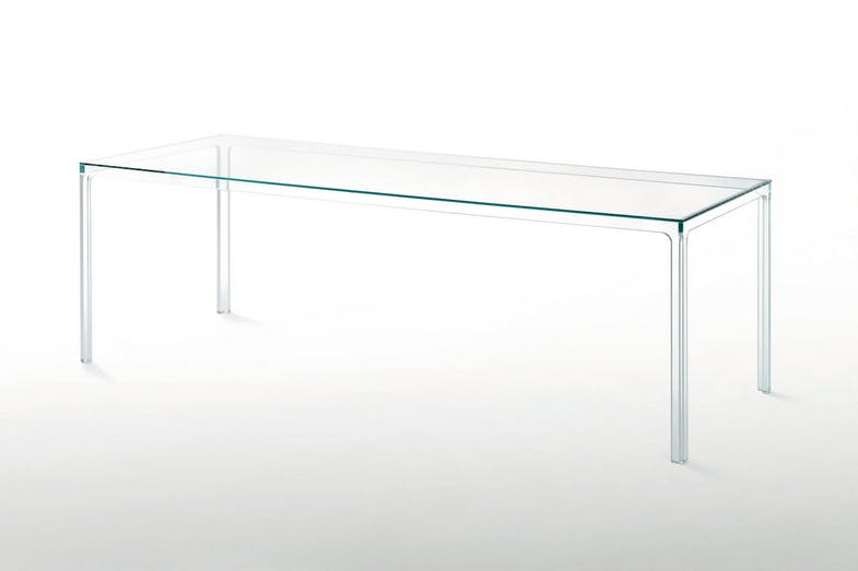 Oscar Table by Piero Lissoni for Glas Italia