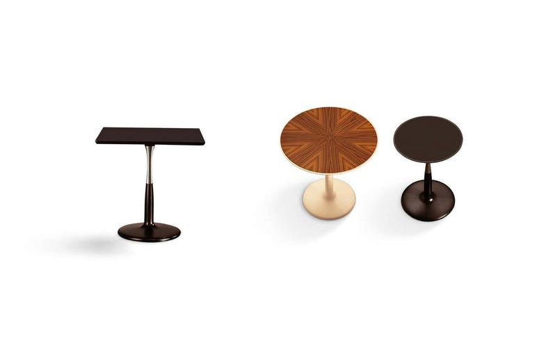 Oti Side Table by Chi Wing Lo for Giorgetti
