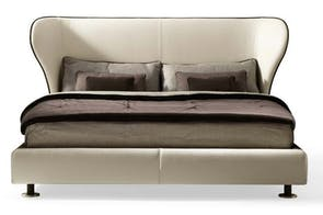 Rea Bed by Chi Wing Lo for Giorgetti