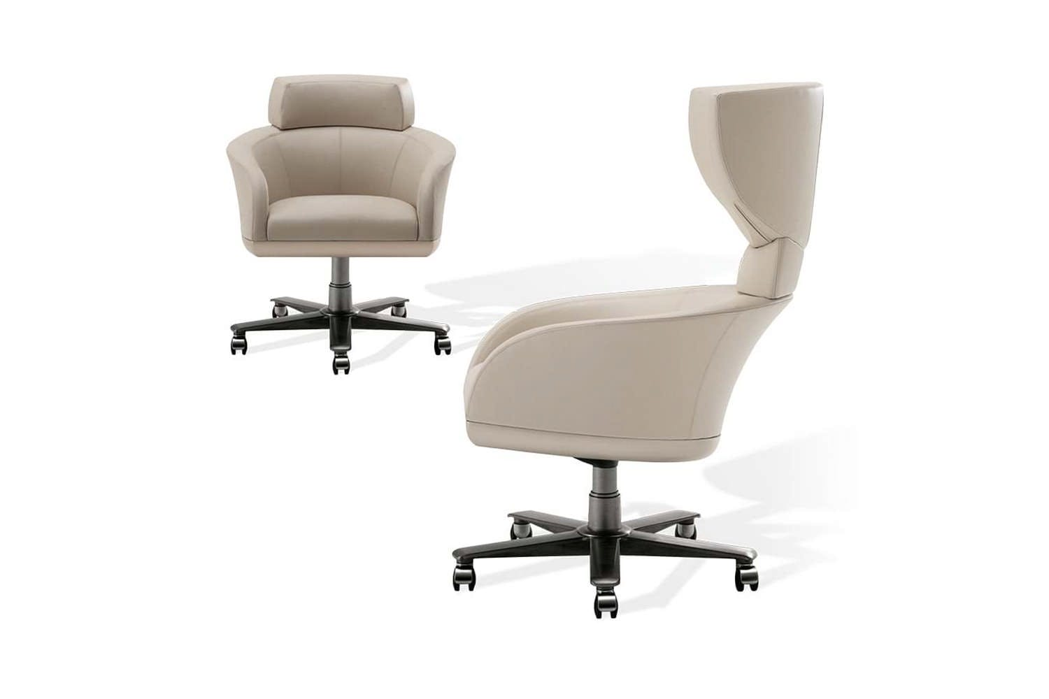 Selectus Chair by Leon Krier for Giorgetti | Space Furniture
