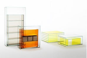 BOXINBOX Storage Unit by Philippe Starck Glas Italia