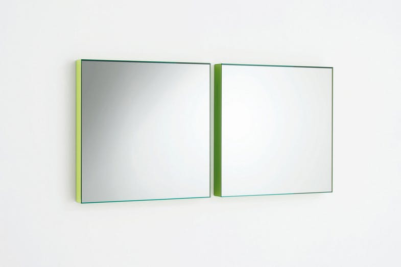 Giano a Parete Mirror by Opera Design for Glas Italia