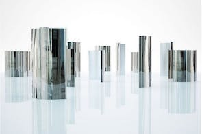 PRISM Partition by Tokujin Yoshioka for Glas Italia