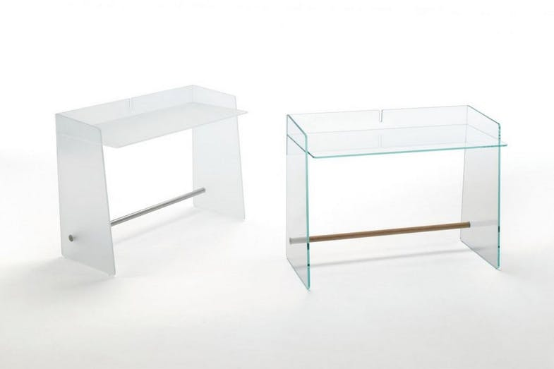 Pirandello Writing Desk by Jasper Morrison for Glas Italia