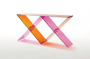 XX Console Table by Johanna Grawunder for Glas Italia