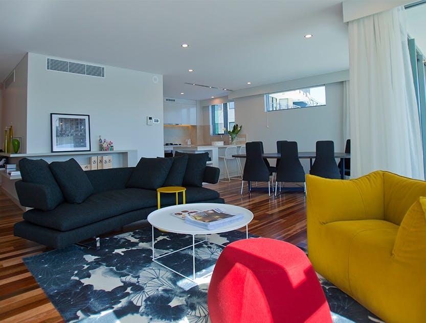 Yungaba Display Apartment Space Furniture