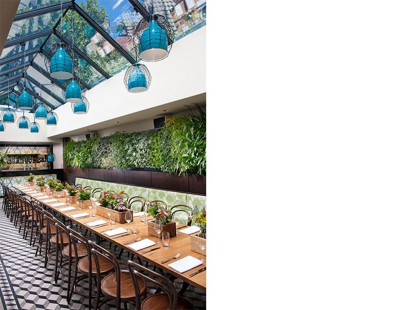 Botantical Restaurant 2