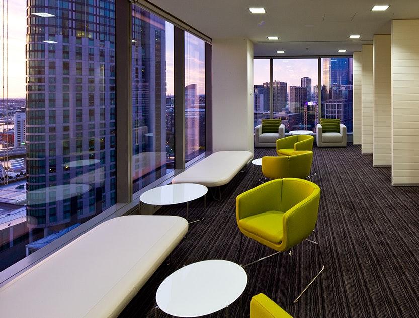 space furniture melbourne. CPA Australia, Melbourne Space Furniture