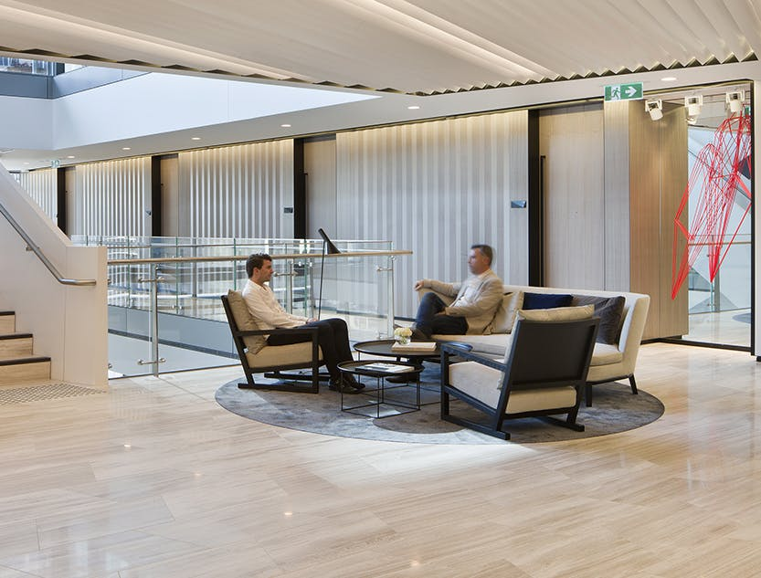 Corrs Chambers Westgarth Space Furniture